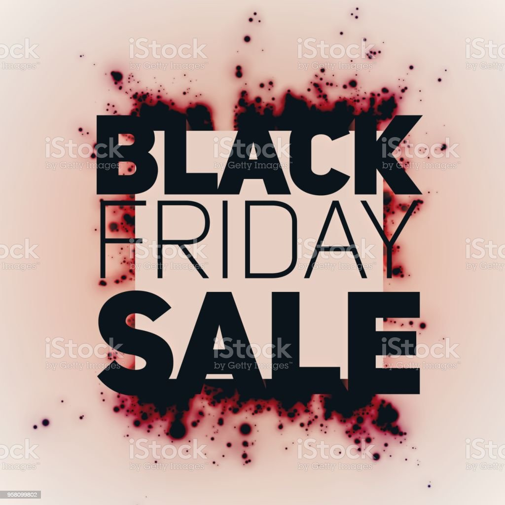 81986b9ef De fundo Vector preto venda de sexta-feira com explosão de brilhos vermelhos  escuros de