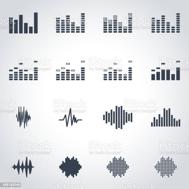 Vector black music soundwave icon set vector id546163048?b=1&k=6&m=546163048&s=612x612&h=soii556htyfh l3eudchwlw3haml5i6tv7qyttomy k=