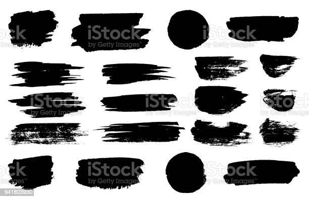 Vector black paint brush spots highlighter lines or felttip pen vector id941803930?b=1&k=6&m=941803930&s=612x612&h=vmxufsulewe qmlvossjrbo6vyjv1ggtn4tbfr1hqms=