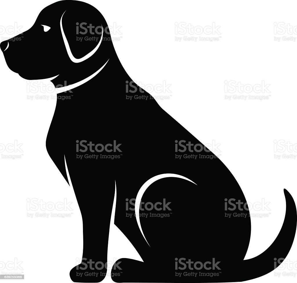 Image result for United Kingdom black dog clipart