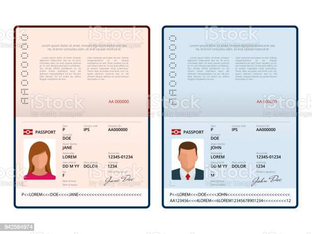 Vector blank open passport template international passport with vector id942564974?b=1&k=6&m=942564974&s=612x612&h=spqbyldnhcjhuv20s9iku8ltkhlnj8ao91h3npvmy k=