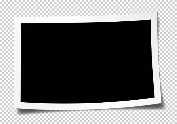 向量空白圖片框架紋理隔離 - 有邊框的 幅插畫檔、美工圖案、卡通及圖標