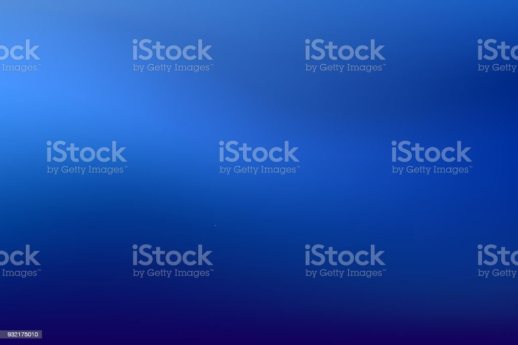 Vector blue blurred gradient style background. Abstract smooth colorful illustration, social media wallpaper vector art illustration