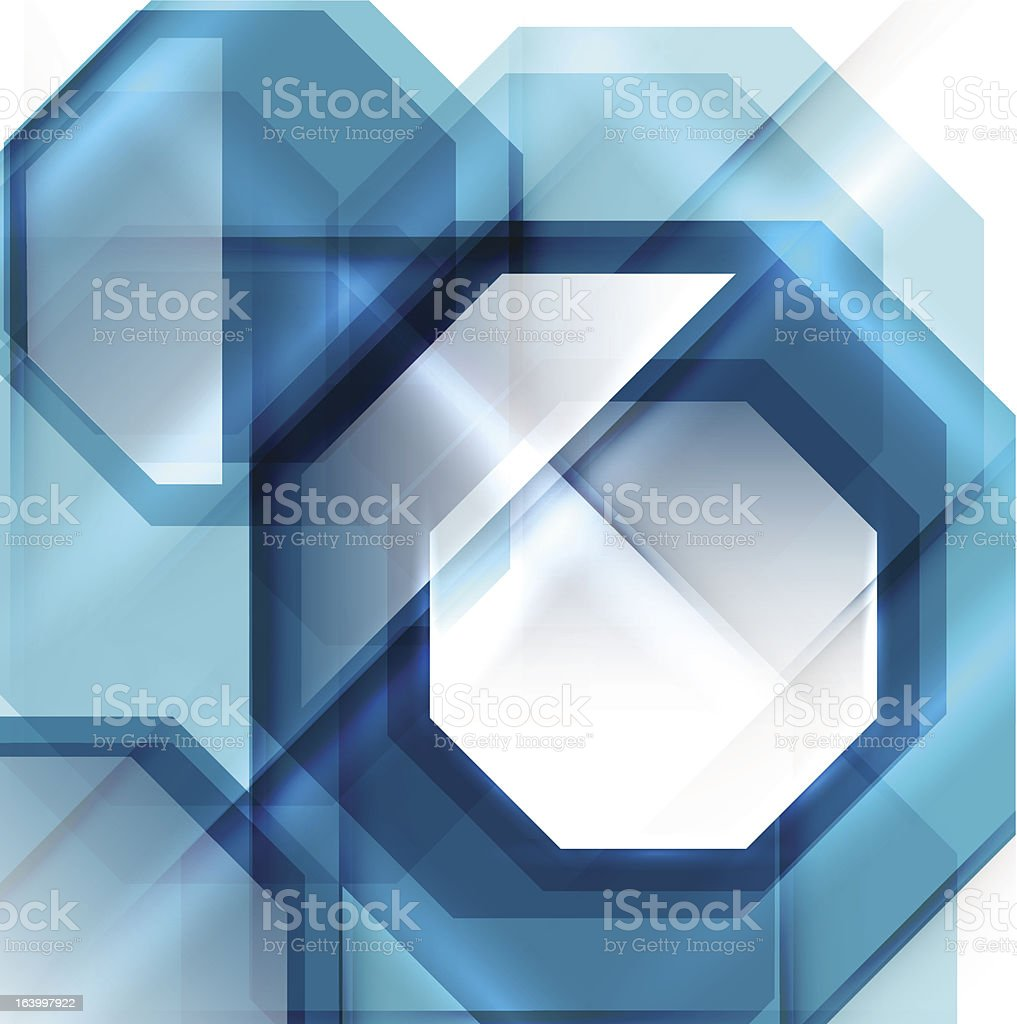 Vector blue technology background royalty-free vector blue technology background stock vector art & more images of abstract