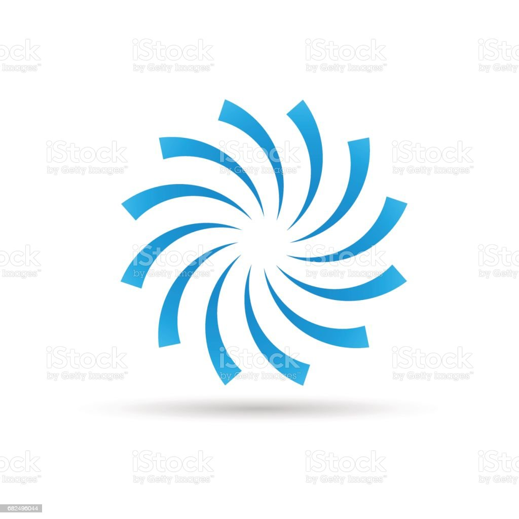 Vector Blue Vortex background royalty free vector blue vortex background stockvectorkunst en meer beelden van abstract