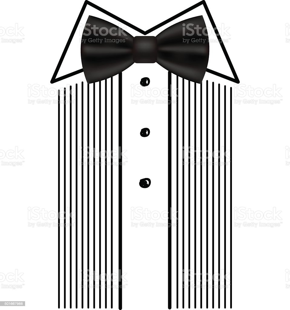 Vector Bow Tie Tuxedo Invitation Design Template Royalty Free Vector Bow Tie  Tuxedo Invitation Design