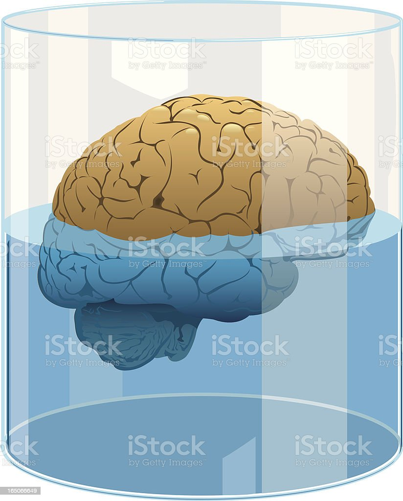 Vector Brain in Jar royalty-free vector brain in jar stock vector art & more images of contemplation