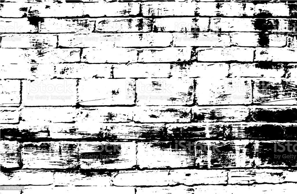 Vecteur de briques et pierres de Texture - Illustration vectorielle