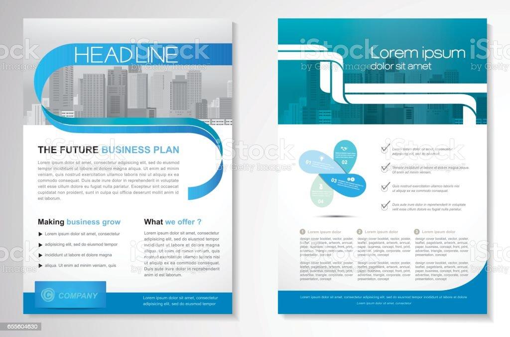 vector brochure flyer design layout template 2017年のベクター