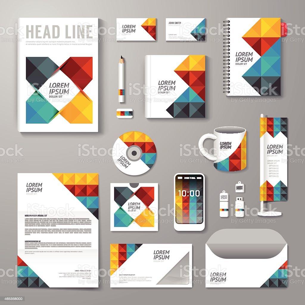 Vector Brochure Flyer Magazine: Vector Brochure Flyer Magazine Cover Booklet Poster Design