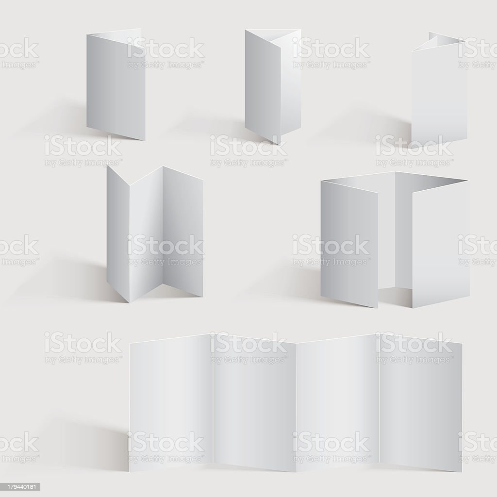 Vector Brochure royalty-free stock vector art