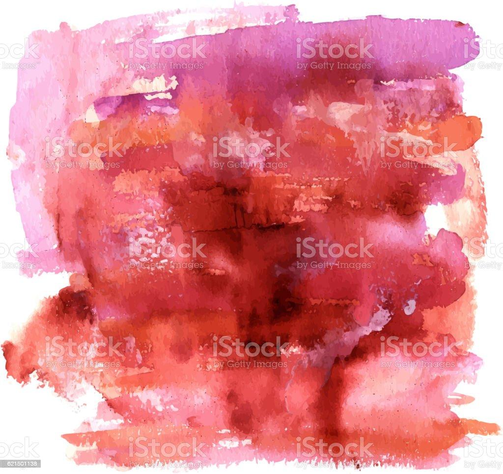 Vector brown, red and purple watercolor background texture vector brown red and purple watercolor background texture – cliparts vectoriels et plus d'images de abstrait libre de droits