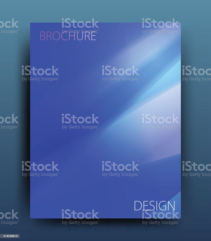 vector business flyer template or corporate banner design vector art illustration