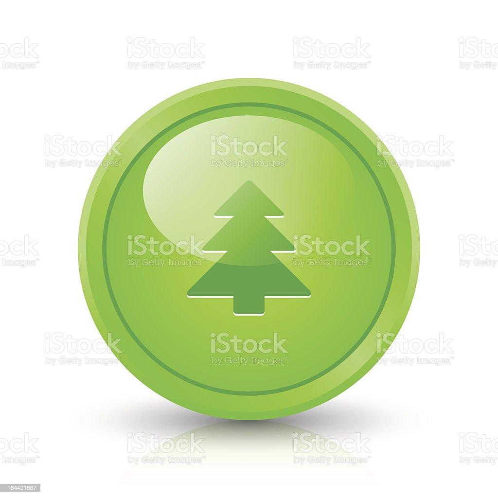 Vector button. royalty-free stock vector art