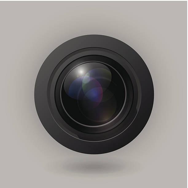 ilustraciones, imágenes clip art, dibujos animados e iconos de stock de vector lente de la cámara - zoom meeting