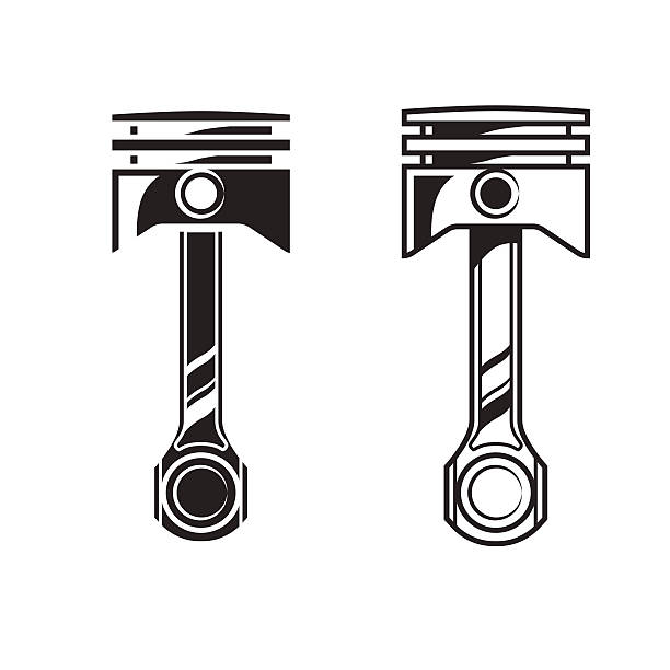 Royalty Free Piston Clip Art Vector Images