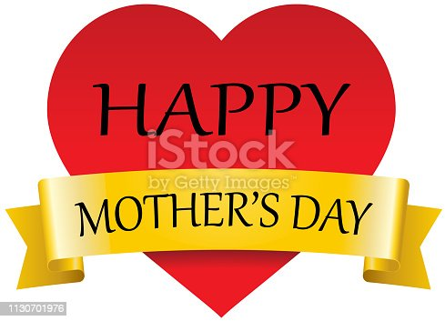 istock Vector card for Mother's day 1130701976