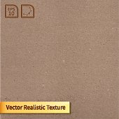 Vector cardboard texture.