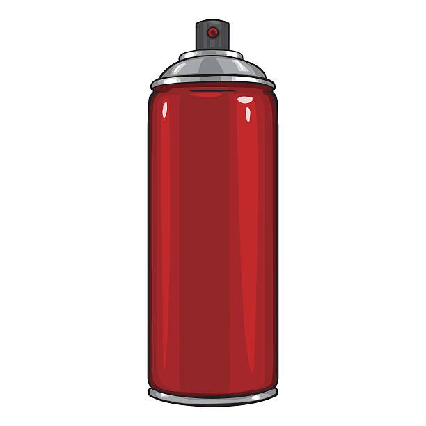 Best Spray Paint Can Illustrations, Royalty-Free Vector ...