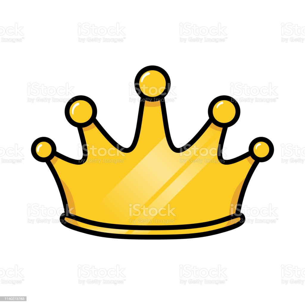 Vector Cartoon Crown Stock Illustration Download Image Now Istock Colorful pictures cute pictures clown crafts hippie birthday clown paintings pierrot clown clown tattoo clown party cute clown. vector cartoon crown stock illustration download image now istock