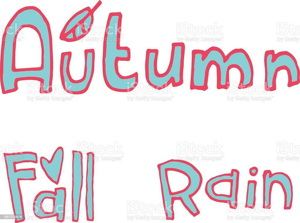 Vector cartoon flat autumn set icon stickers. royalty-free vector cartoon flat autumn set icon stickers stock vector art & more images of autumn