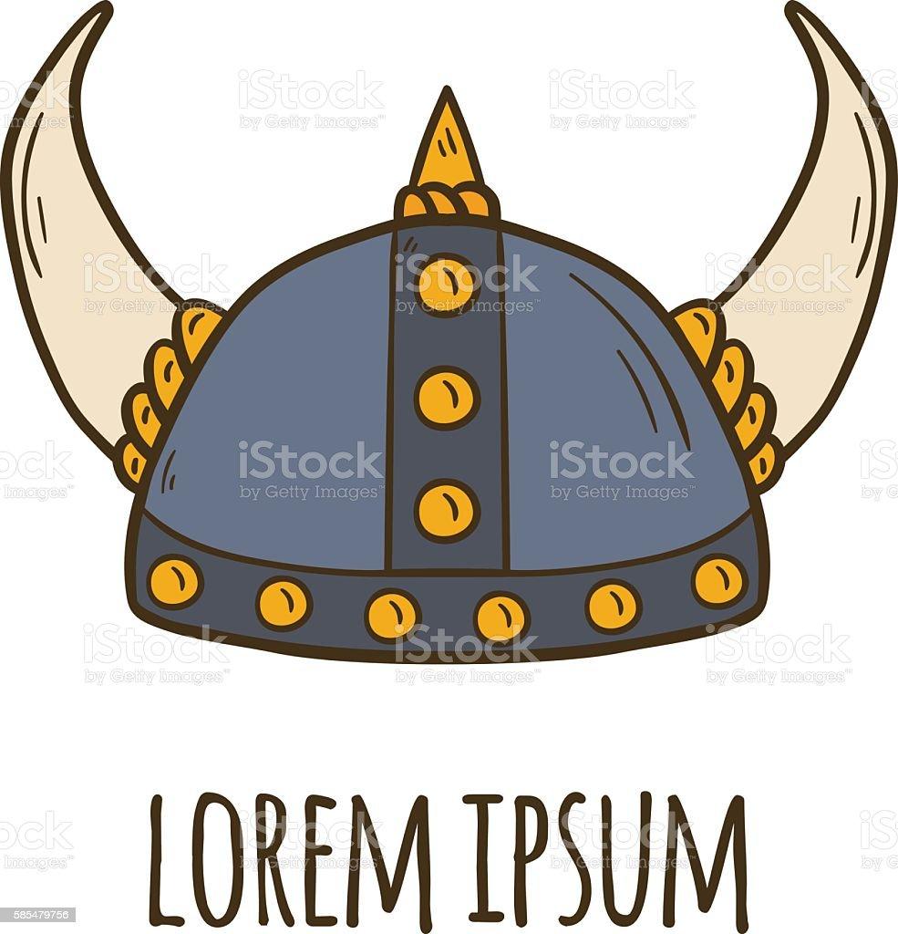royalty free viking helmet clip art vector images illustrations rh istockphoto com viking helmet clip art black and white minnesota viking helmet clip art
