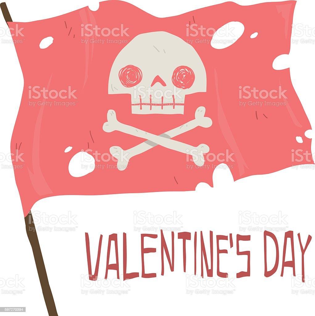 Vektor-Comic Happy valentine's day. Lizenzfreies vektorcomic happy valentines day stock vektor art und mehr bilder von bildhintergrund