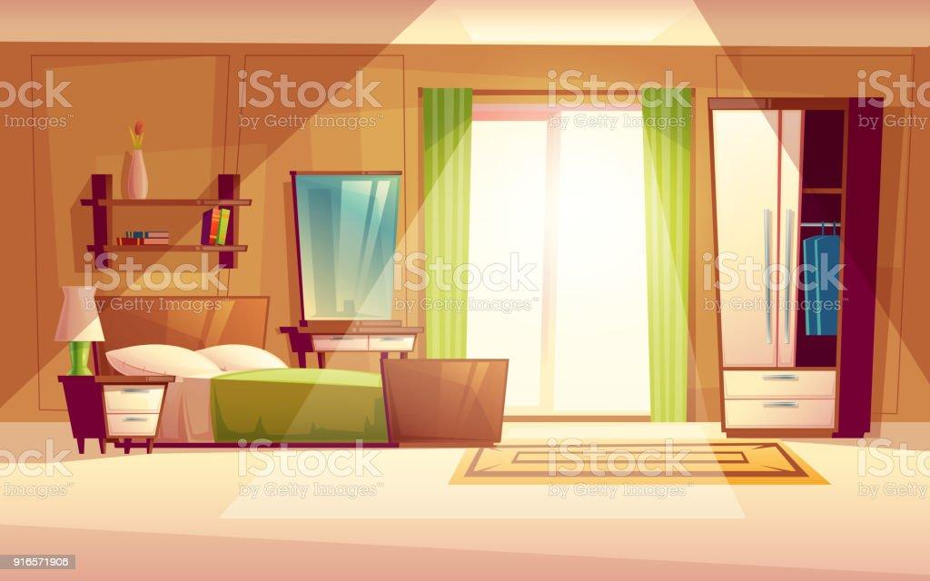 Ilustración De Ilustración De Dibujos Animados De Vector De
