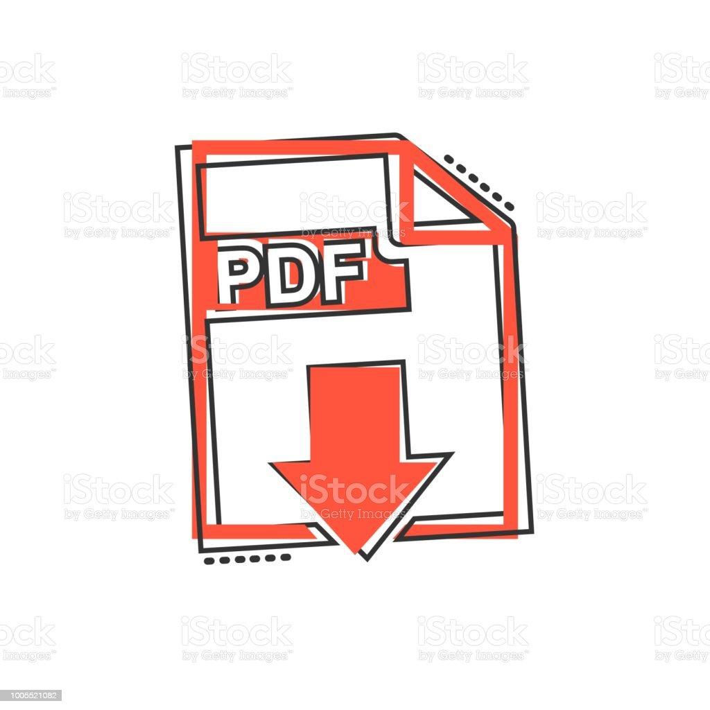Format comics pdf