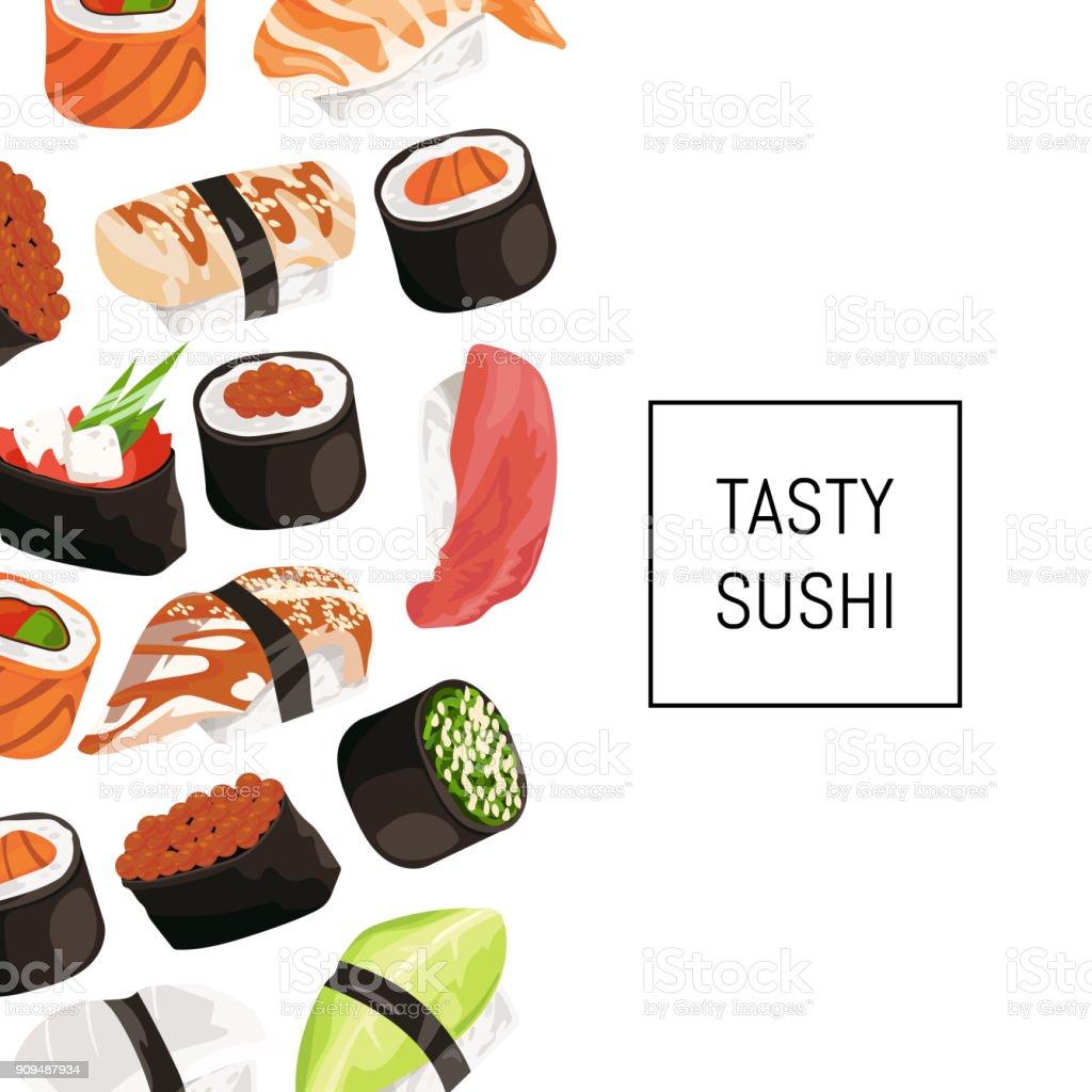 Sushi text