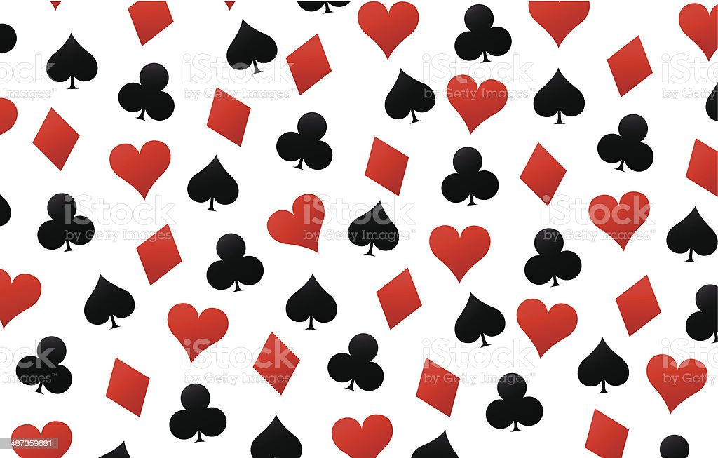 Casino Cards Background