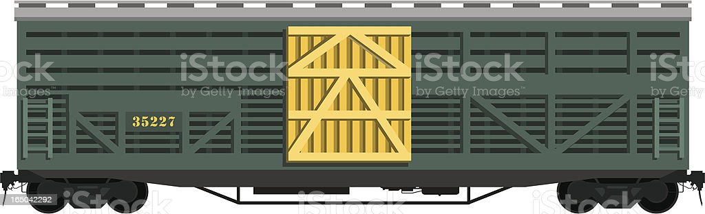 Vector Cattlecar royalty-free vector cattlecar stock vector art & more images of cattle