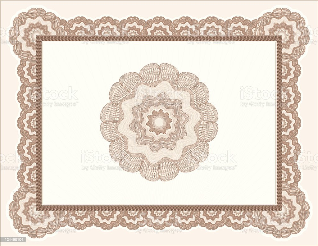 Vector Certificate Design royalty-free vector certificate design stock vector art & more images of award