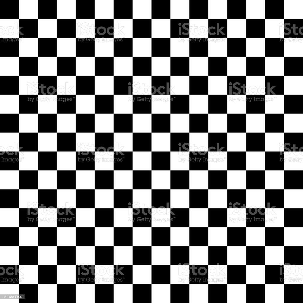 Vecteur de fond abstrait carreaux échecs carré - clipart vectoriel de Abstrait libre de droits