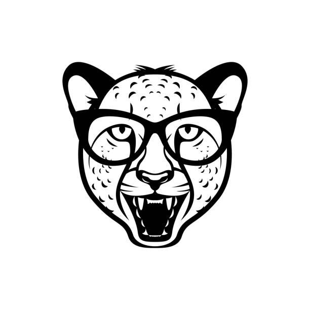 Cheetah To Print Cartoons Clip Art, Vector Images & Illustrations ...