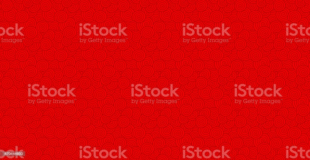 Vector Chinese Oriental traditional pattern background (Cloud pattern )