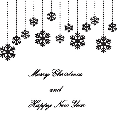 vector christmas and new year background, holiday background