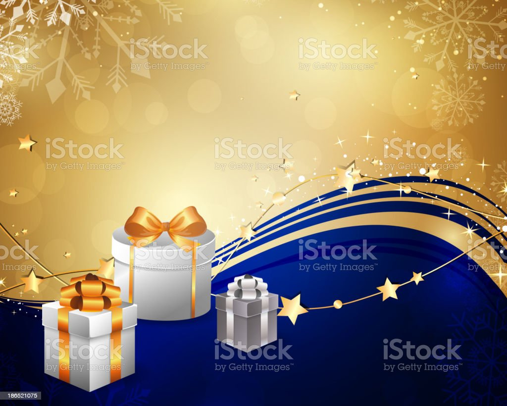 Vector Christmas Background royalty-free vector christmas background stock vector art & more images of backdrop