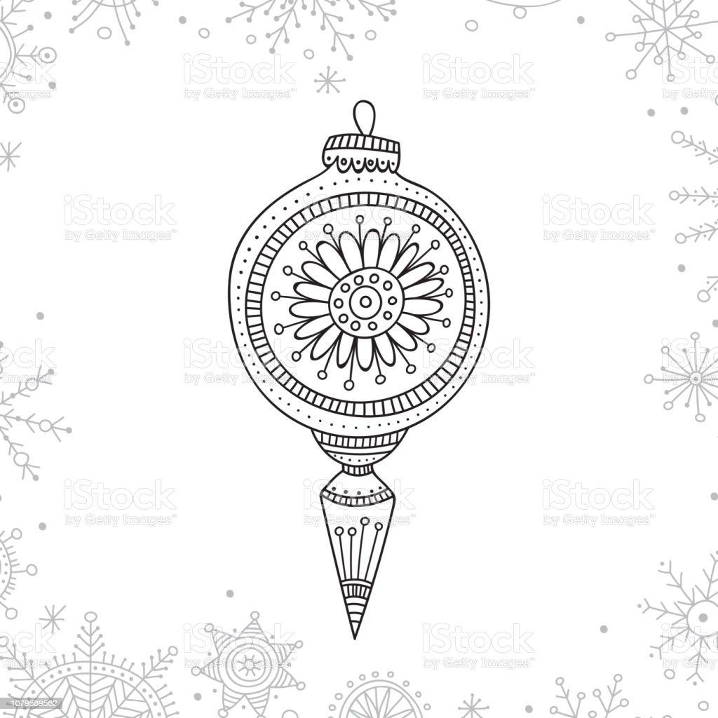 malvorlagen weihnachten christbaumkugeln