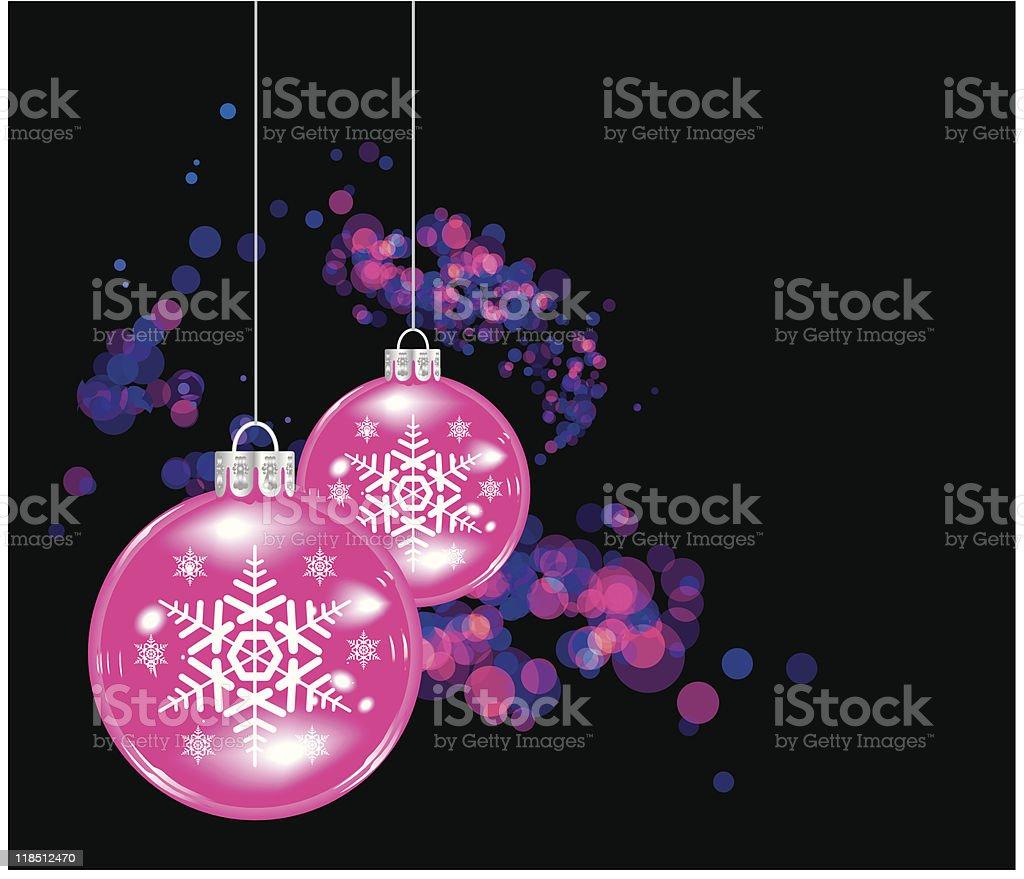 Vektor Weihnachten Kugel Keine Transparenz Und Soundeffekte Vektor ...