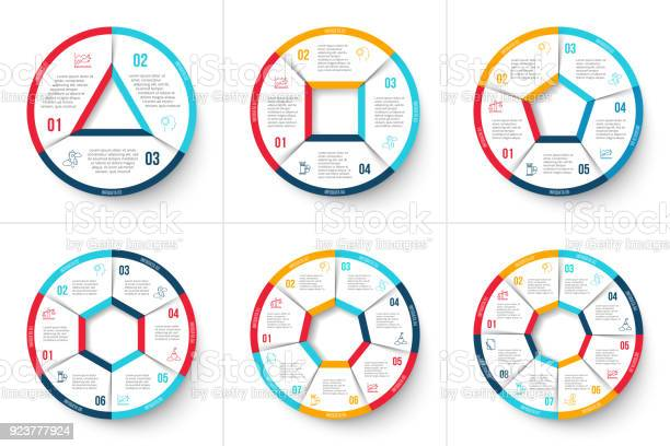 Vector circle infographic template for cycle diagram graph and round vector id923777924?b=1&k=6&m=923777924&s=612x612&h=ve5owcyzhs mvktx61un imnbkkt3ik4 3u3gegb8cm=