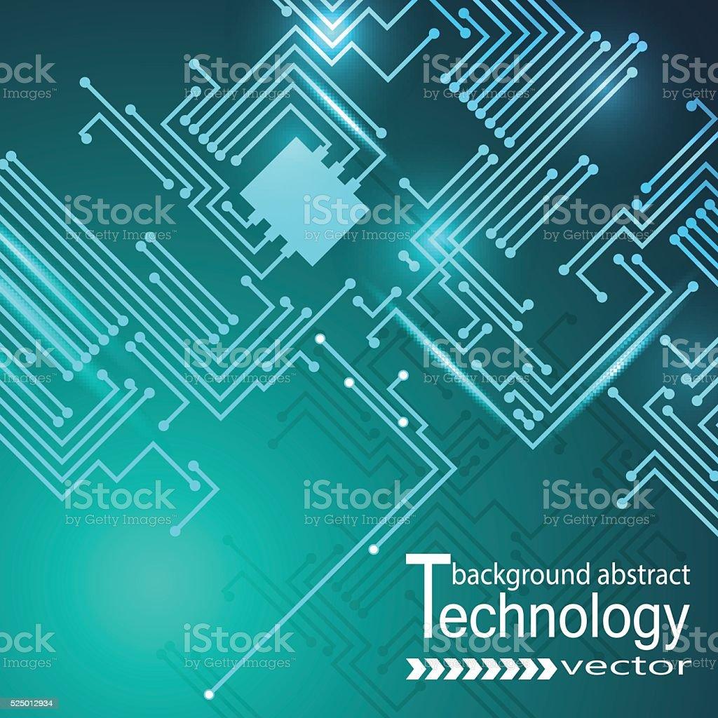 side vector circboard wiring diagram vector circuit board design stock illustration download image  vector circuit board design stock