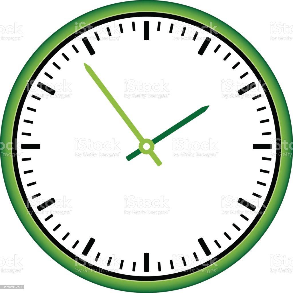 Vecteur horloge visage-facile changer heure vecteur horloge visagefacile changer heure – cliparts vectoriels et plus d'images de cadran libre de droits