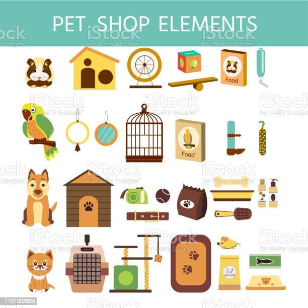 Vector colorful collection of domestic mammals set of pets icon dog vector id1137003905?b=1&k=6&m=1137003905&s=612x612&h=egttarwocj1yrd7xjlmk5cpfww3ybbycdet7uvcxlcg=