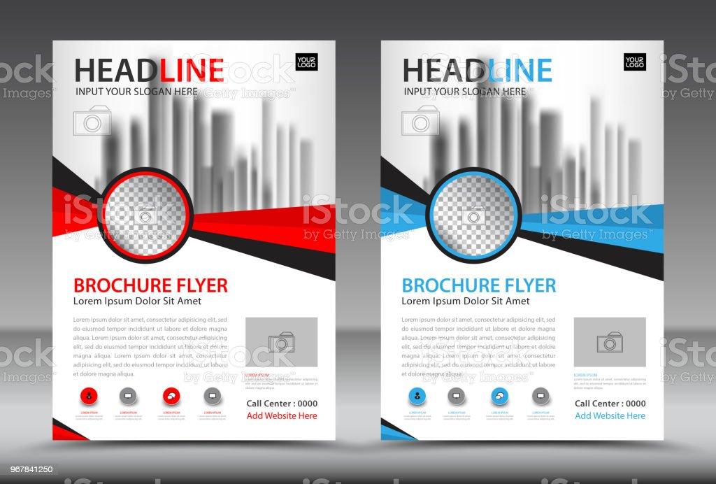 Vector Colorful Flyers Design Template Business Brochure Flyer Design Magazine Publication Advertisement Stock Illustration Download Image Now Istock