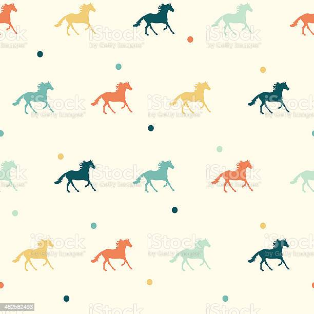 Vector colorful horse seamless pattern vector id482582493?b=1&k=6&m=482582493&s=612x612&h=0aeaiyzvrocr25ywu 2v7ttfqq 4pxotrpxwt zimy4=