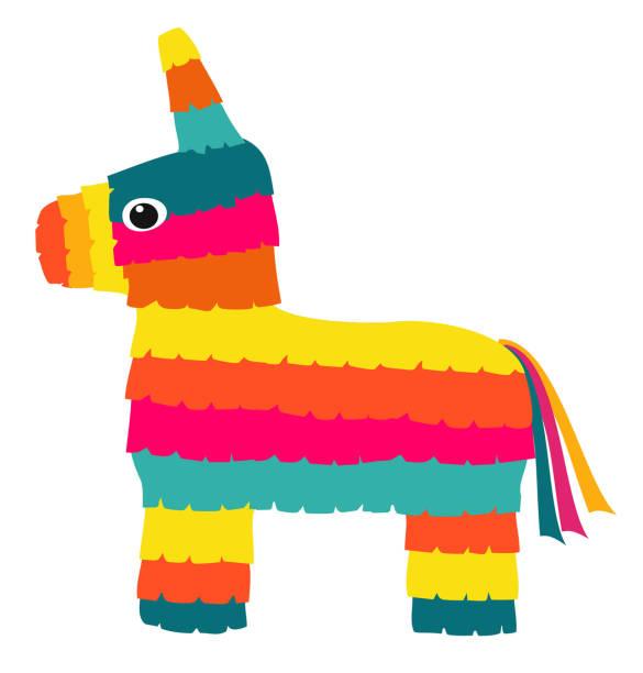 Donkey Pinata Drawing