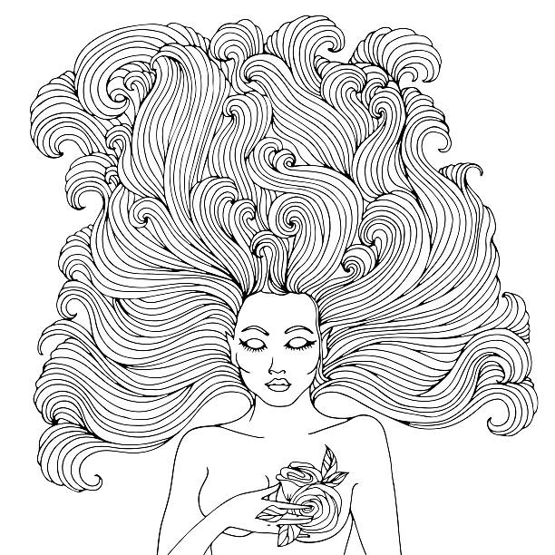 Royalty Free Goddess Clip Art, Vector Images ...