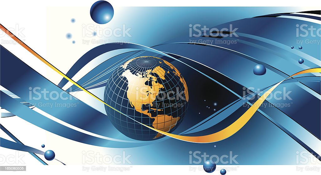 vector composition with globe royalty-free vector composition with globe stock vector art & more images of abstract
