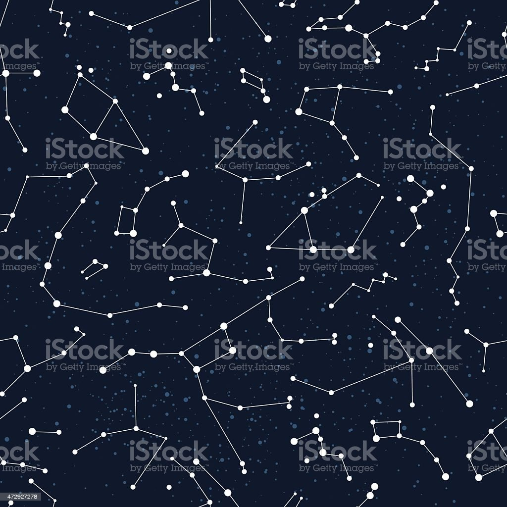 Royalty Free Constellation Clip Art, Vector Images